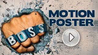Motion Poster - Boss