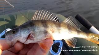 Рыбалка на андреевских озерах