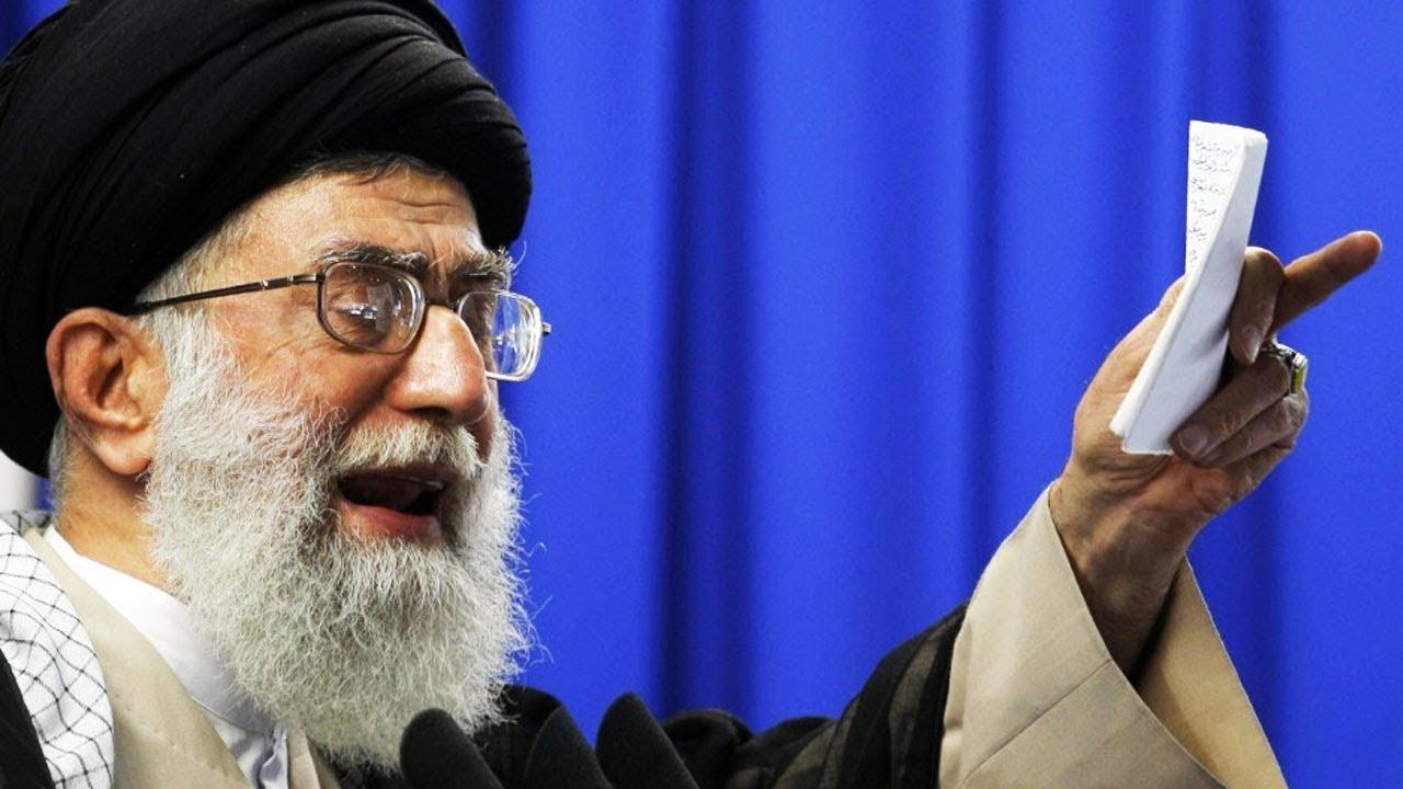 Ayatollah Places Blame For Protests thumbnail