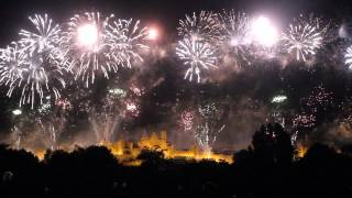 preview picture of video 'Bouquet final du feu d'artifice de Carcassonne 2014 Full HD'