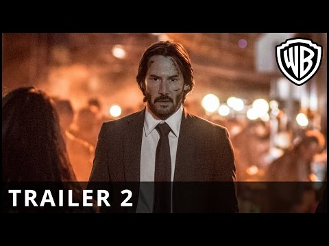 John Wick: Chapter 2 - Trailer 2 - Warner Bros. UK