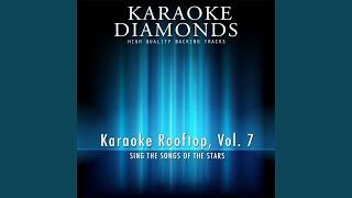 Pain to Kill (Karaoke Version In the Style of Terri Clark)