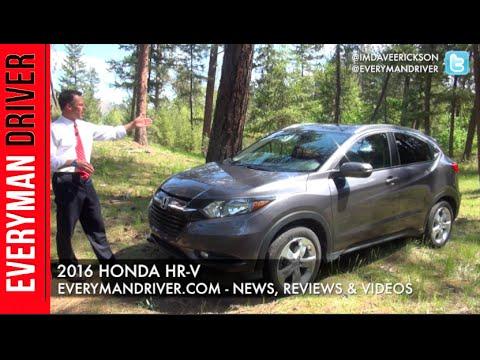 DETAILED Review: 2016 Honda HR-V on Everyman Driver