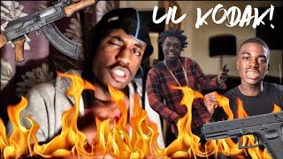 Kodak Black - Brand New Glizzy Music Video ( REACTION )