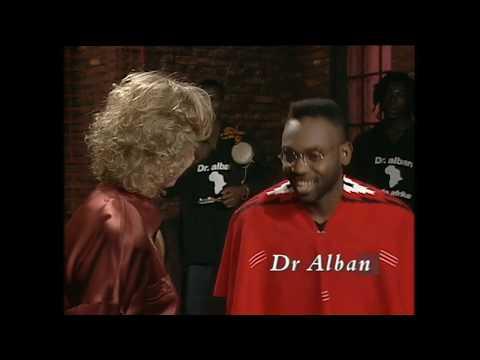 Dr. Alban - No Coke (Dabrowski 17.11.1990)