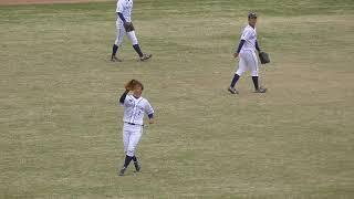 2018阪神タイガースドラフト1位/守備練習大阪ガス・近本光司#1東浦中→社高→関西学院大