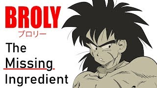 Broly: The Missing Ingredient
