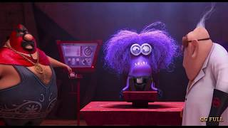 Motivation Of Purple Minion Despicable Me 2 (2013) Hd