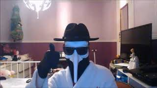 the plague doctor wants to listen to music -swearing warning-