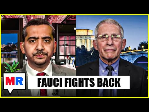 Mehdi Hasan Corners Fauci on Vaccine Distribution