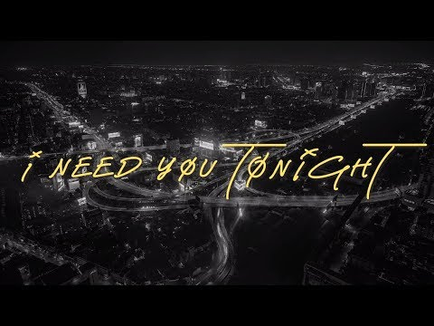 Cciittyy ‒ Need You Tonight Lyric Video