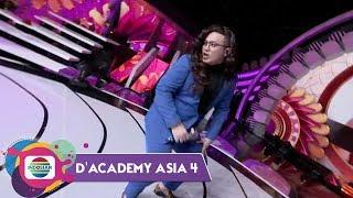 NAHLOH! Nassar Asli Ternyata Gilang Dirga?   DA Asia 4