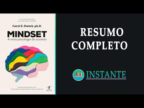 MINDSET: A Nova Psicologia do Sucesso - Carol Dweck - Resumo Completo Audiobook
