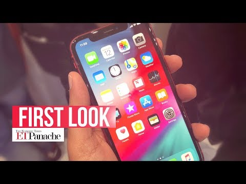 iPhone XR | Hands-on Look | Product Red | ETPanache