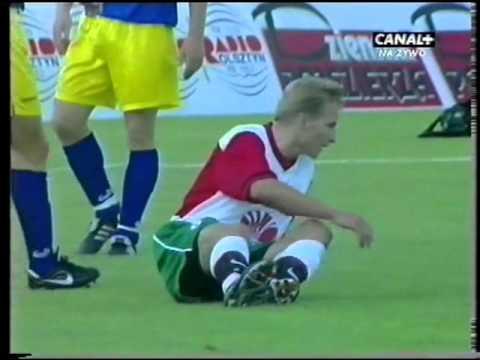Stomil Olsztyn - Legia Warszawa (31 lipca 1998 r.)