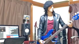 【BASS Cover】NANA / THE CHECKERS