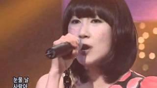 Gavy NJ-Lie (가비앤제이-라이) @SBS Inkigayo 인기가요 20080601