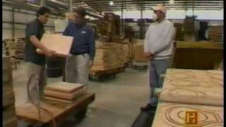 How Gibson Les Pauls Are Made