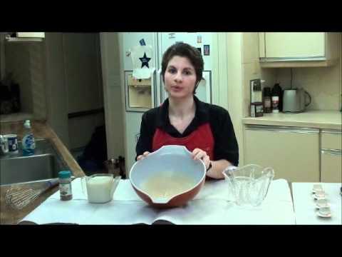 Diabetic Dessert Recipe: Eggnog
