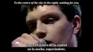 Joy Division - Shadowplay (Subtitulos Español Lyrics)