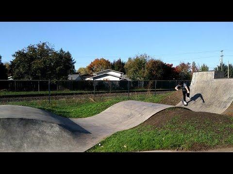 Lebanon Oregon Skate Park