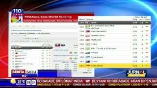 Tembus Final SEA Games, Ranking Indonesia Di FIFA Naik