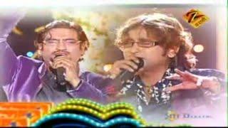 Ajay-Atul Live   Navari Aali - Lagingeet   Zee Marathi