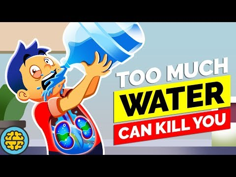 The Dangers of Drinking Too Much Water