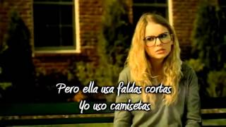 Taylor Swift   You Belong With Me Traducida en Español)