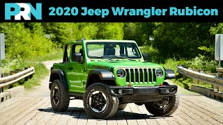 Amateur Off-Roading for Beginners | 2020 Jeep Wrangler Rubicon Review