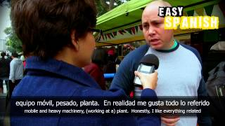 Professions | Easy Spanish 1