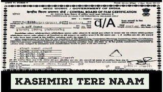 Kashmiri Film Tere Naam | Full Kashmiri Movies | Kashmir Max