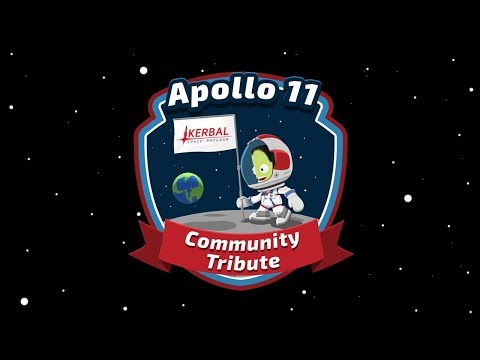 Kerbal Space Program | Apollo 11 Community Tribute | Part 1: Launch!
