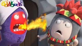 Oddbods Full Episode - Oddbods Full Movie | Hotheads | Funny Cartoons For Kids