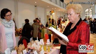 preview picture of video '15. 11. 2014 - 1. Frauenkunsthandwerksmarkt  in der Orangerie in Eisenstadt - CCM-TV.at'