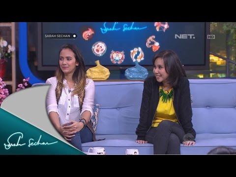 Video Baca karakter Zodiak Gemini Nadine Alexandra bersama Sundea