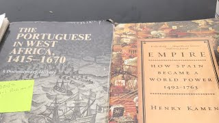 Sabir Bey: So-called Blacks Should Study Spain & Portuguese For Ur History Not Jus Slavery.