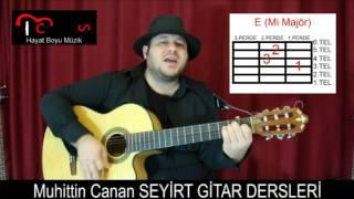 Gitar Dersi - Aşktan Öte - Demir Demirkan ( Gitar - Repertuar - Orta Seviye )