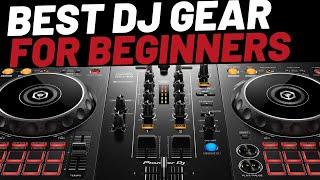 Best DJ Equipment For Beginners