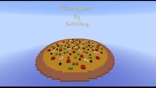 Pizza Spleef -- Minecraft Minigame