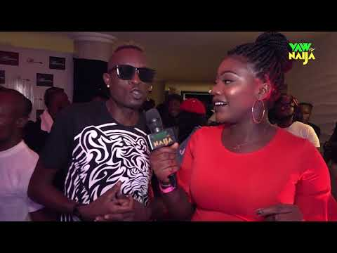 GLITZ AND GLAMOUR AS JULIUS AGWU, LYTA AND MANY MORES STORM AJEGUNLE TO THE WORLD