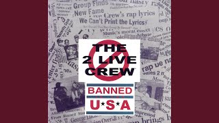 Banned In The U.S.A. Black Mix