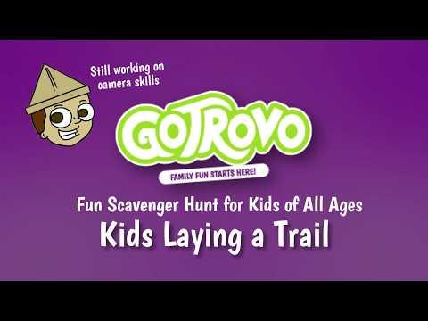 Youtube Video for Gotrovo - Treasure Hunt Game