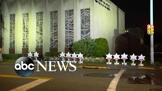 8 Men, 3 Women Killed In Pittsburgh Synagogue Shooting