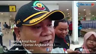 Simulasi Penanggulangan Keadaan Darurat di Terminal Bandara Ahmad Yani
