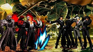 Kof Mugen Súper Rugal Team VS Kulou Team