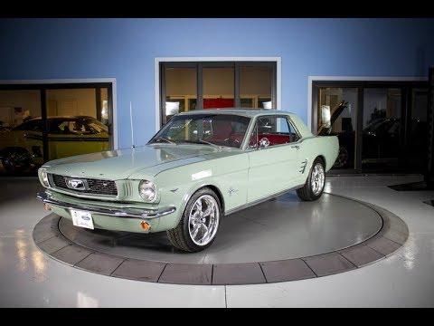 Video of '66 Mustang - MZ6W