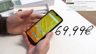 Das billigste Smartphone auf Amazon 2019 im Test! #TechTrash - Venix