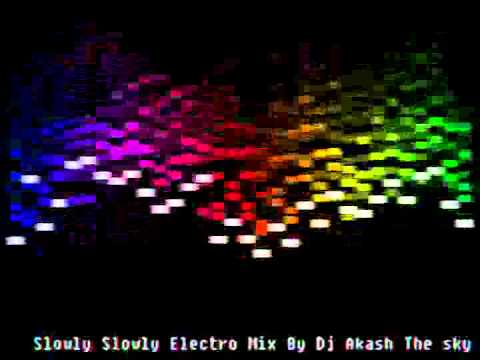 New Nepali Movie Kali Song-Slowly Slowly-Electro Remix By DjAkashTheSky