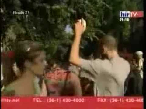 Ütött az óra! – flashmob a zsidóbarát zsidónegyedért